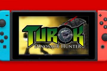 Turok en Nintendo Switch