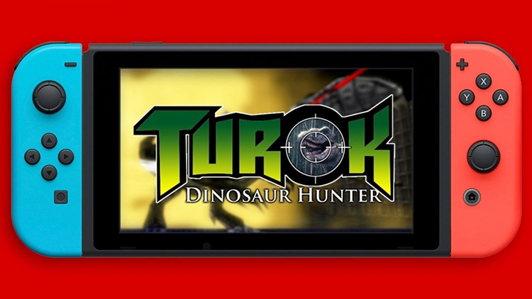 Turok en Nintendo Switch