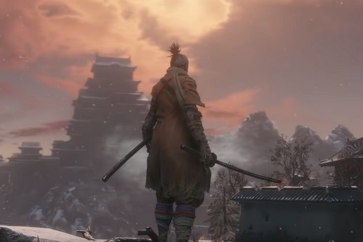 vídeo de Sekiro: Shadows Die Twice