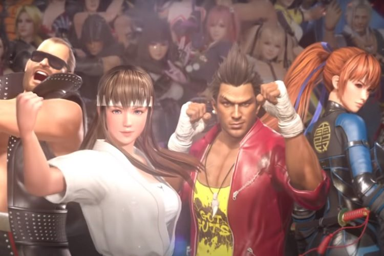 versión free-to-play de Dead or Alive 6