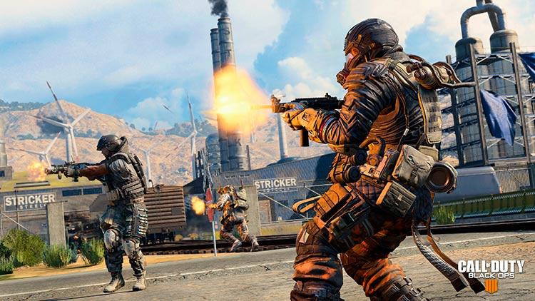 Blackout gratuito en abril
