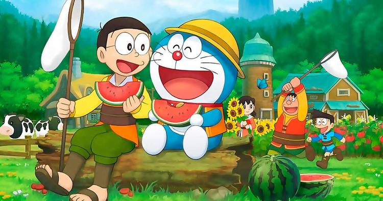 Doraemon Story of Seasons en Occidente