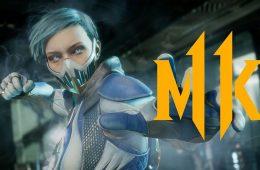 Frost en Mortal Kombat 11