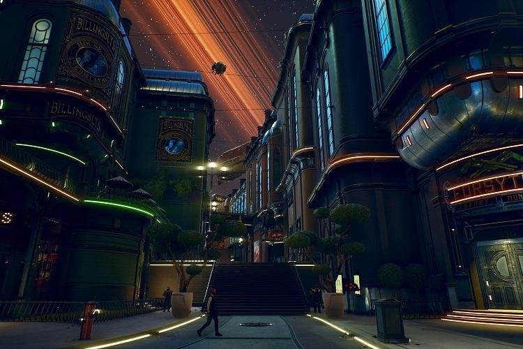 Gameplay de The Outer Worlds