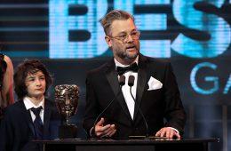 God of War lo peta en los premios BAFTA