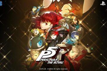 Fecha de lanzamiento de Persona 5 The Royal en Japón