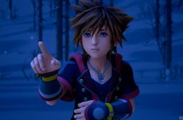 Primer DLC de Kingdom Hearts 3