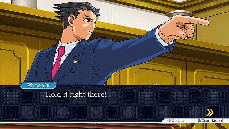 análisis de Phoenix Wright Ace Attorney Trilogy HD