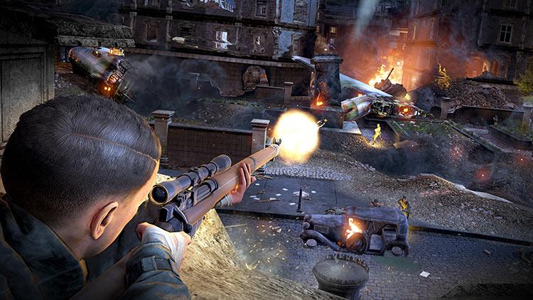 fecha de lanzamiento de Sniper Elite V2