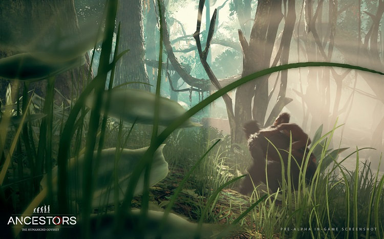gameplay de Ancestors The Humankind Odyssey