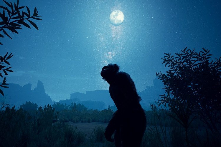 gameplay de Ancestors: The Humankind Odyssey