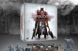 juego de mesa de Bloodborne