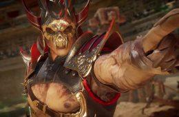 tráiler de Shao Kahn en Mortal Kombat 11
