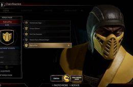 competitivo de Mortal Kombat 11