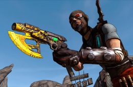 modo online de Borderlands: Game of the Year