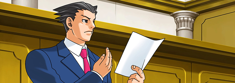 nuevos idiomas en Ace Attorney Trilogy