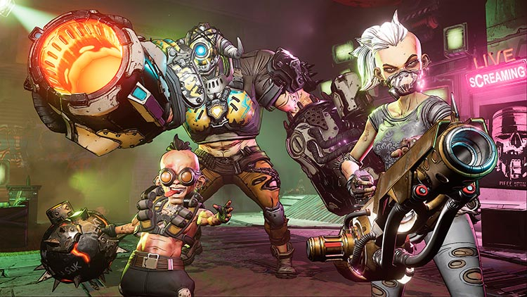 Borderlands 3 tendrá micropagos