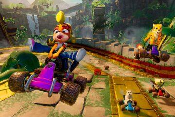 Crash Team Racing tendrá personalización