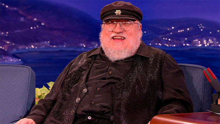 FromSoftware con George R.R. Martin 2