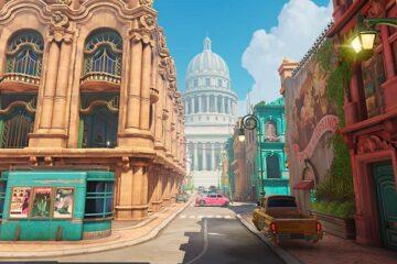 La Habana en Overwatch