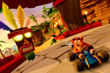 Modo Aventura de Crash Team Racing