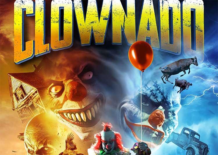 Alucina con el tráiler de Clownado y sus payasos asesinos