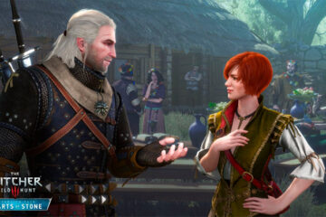 The Witcher 3 en Switch
