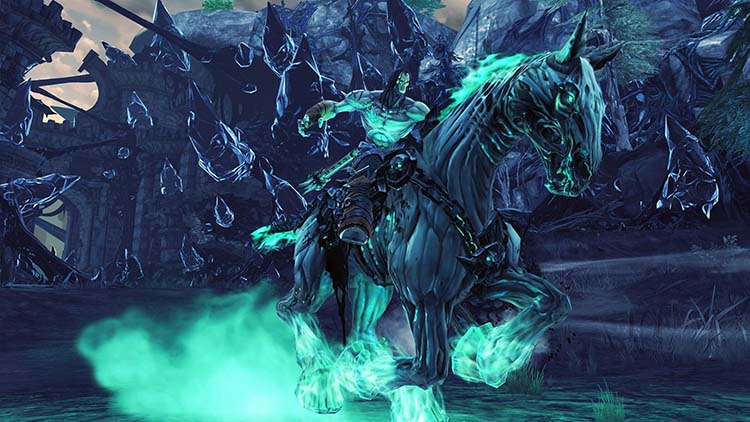 Darksiders 2 en Nintendo Switch