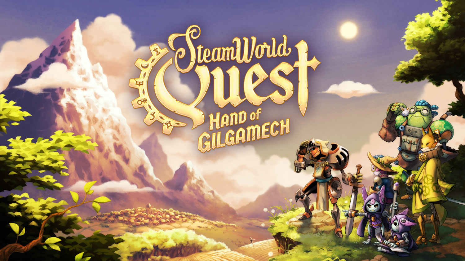 analisis de steamworld quest