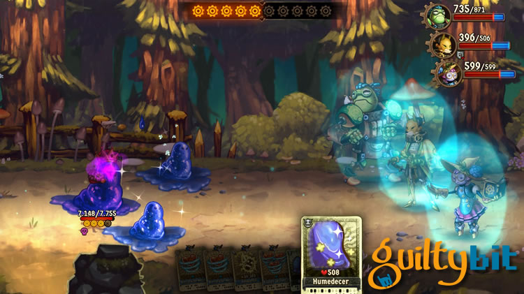 analisis de steamworld quest 1