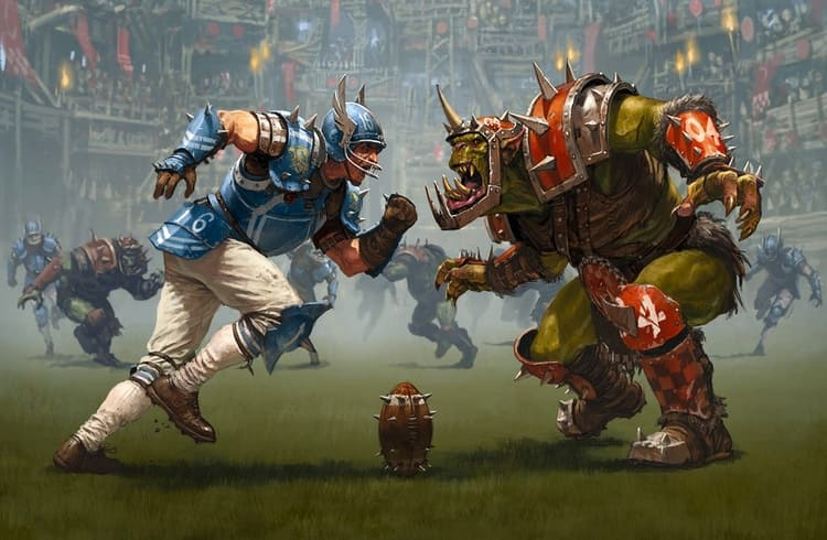 Anunciado Blood Bowl III