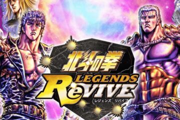 anunciado Fist of the North Star: Legends ReVIVE