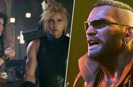 Final Fantasy VII Remake podría venir solo en 2 partes