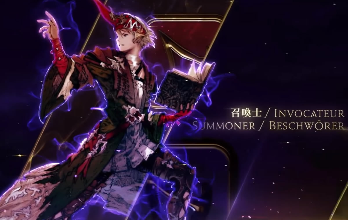 guia de final fantasy xiv shadowbringers del summoner