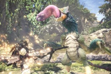 novedades de Monster Hunter World de primavera