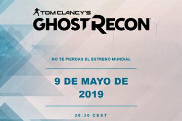 novedades sobre Ghost Recon