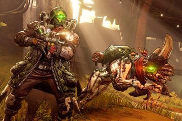 personajes por DLC en Borderlands 3