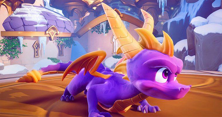 remake de Spyro llegará a PC