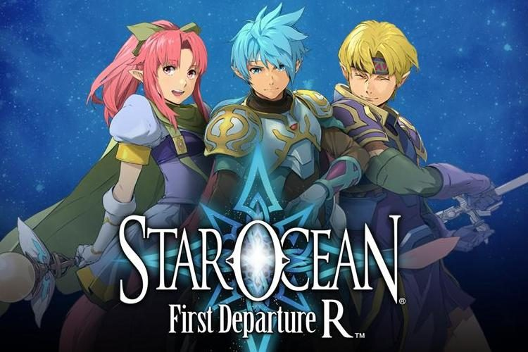 remaster de Star Ocean First Departure R