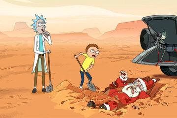 temporada 4 de Rick y Morty