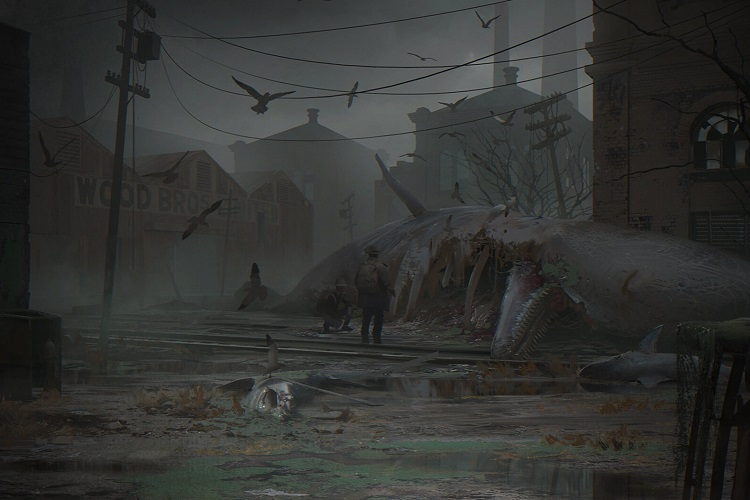 tercer gameplay de The Sinking City
