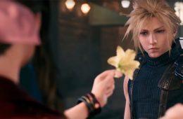 tráiler de Final Fantasy VII Remake