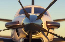 Anunciado Flight Simulator