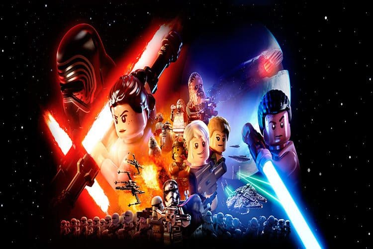 Anunciado Lego Star Wars: The Skywalker Saga