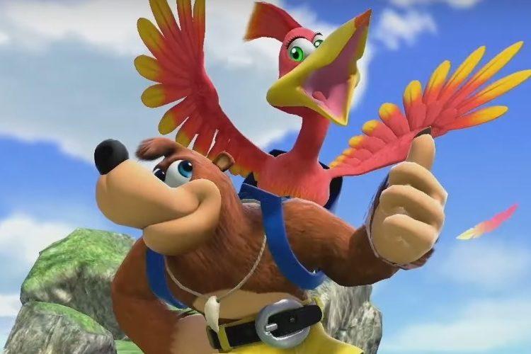 Banjo-Kazooie en Super Smash Bros. Ultimate