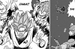 Disponible el manga Dragon Ball Super 49 en castellano ¡Batalla en el espacio exterior!