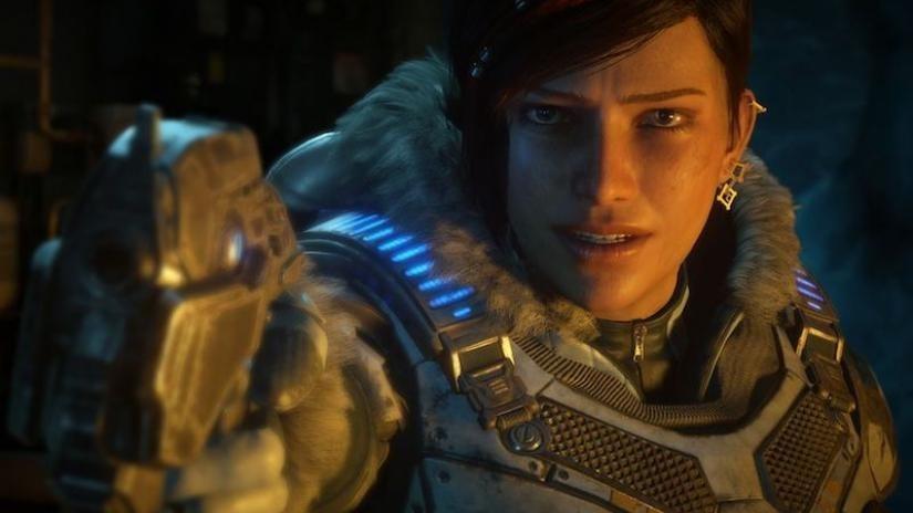 E3 2019: Alucina con el teaser y tráiler de Gears of War 5