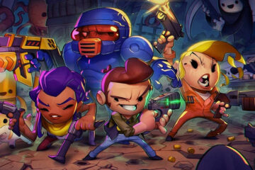 Enter de Gungeon gratis en la Epic Games Store