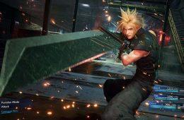 materias de Final Fantasy VII Remake