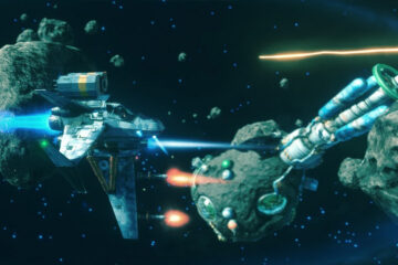 Rebel Galaxy gratis en la Epic Games Store